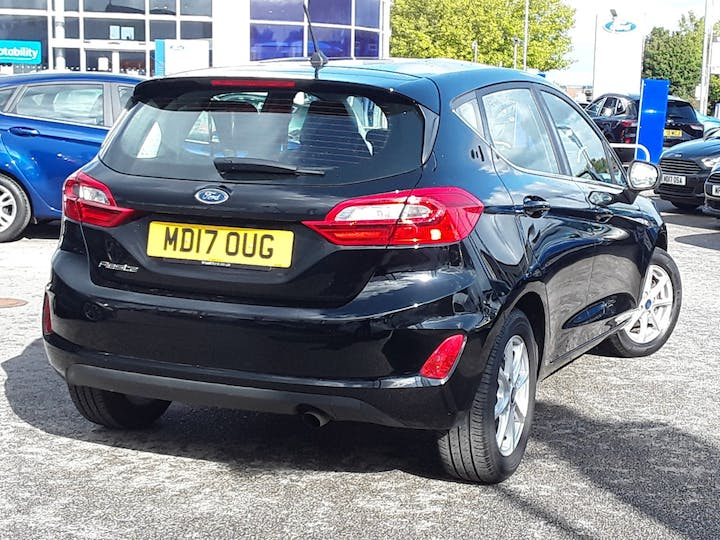 Ford Fiesta 1.1 Zetec 5dr | MD17OUG | Photo 12