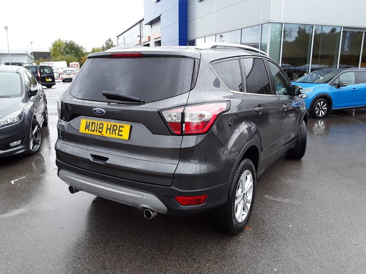Ford Kuga 1.5 TDCi Titanium SUV 5dr Diesel Manual (s/s) (120 Ps) | MD18HRE | Photo 12