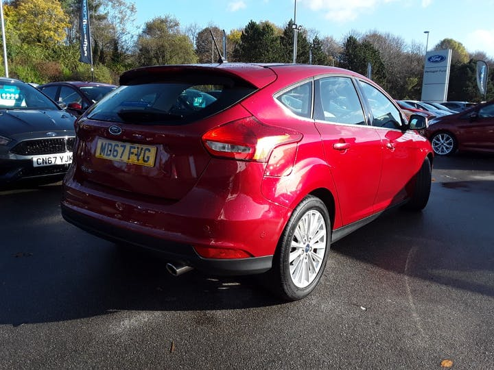 Ford Focus 2.0 TDCi Titanium X Hatchback 5dr Diesel Powershift (s/s) (150 Ps) | MD67FVG | Photo 12