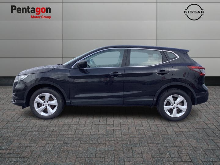 Nissan Qashqai 1.5 DCi Acenta SUV 5dr Diesel Manual (s/s) (110 Ps) | MD67JHO | Photo 12