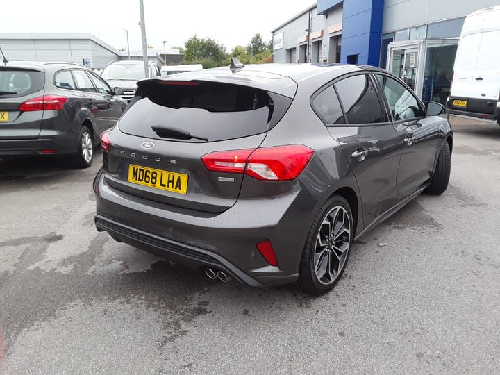 Ford Focus 1.0t Ecoboost St Line X Hatchback 5dr Petrol Manual (s/s) (125 Ps) | MD68LHA | Photo 12