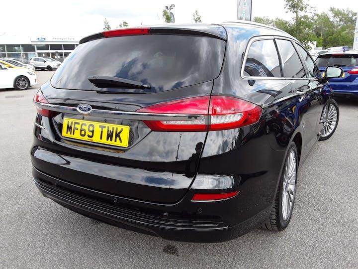 Ford Mondeo 2.0 Tivct Titanium Edition Estate 5dr Petrol Hybrid Cvt (s/s) (17 Inch Alloys) (187 Ps)   MF69TWK   Photo 12