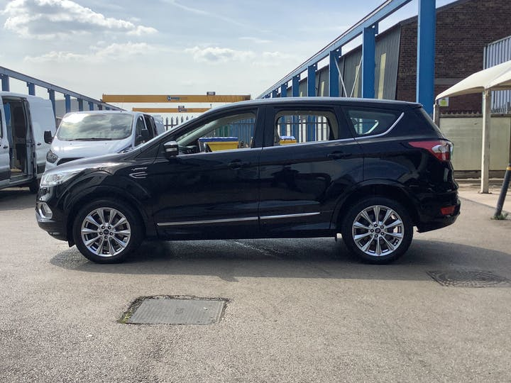 Ford Kuga 2.0 TDCi Ecoblue Vignale SUV 5dr Diesel Manual (s/s) (150 Ps)   MJ18EOA   Photo 12