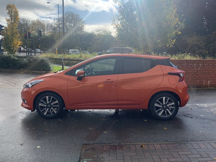 Nissan Micra 0.9 Ig T Acenta Limited Edition Hatchback 5dr Petrol Manual (s/s) (90 Ps) | ML18DZH | Photo 12