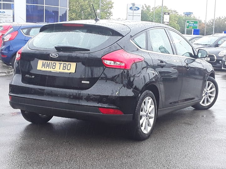 Ford Focus 1.0 Ecoboost 125PS Titanium 5dr | MM18TBO | Photo 12