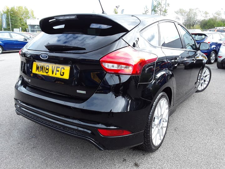 Ford Focus 1.0t Ecoboost St Line Hatchback 5dr Petrol (s/s) (140 Ps) | MM18VFG | Photo 12