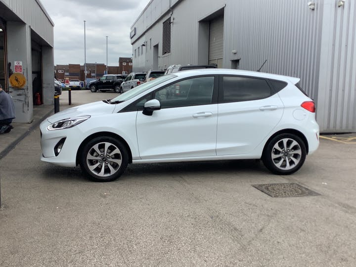 Ford Fiesta 1.1 Ti Vct Trend Hatchback 5dr Petrol Manual (s/s) (85 Ps) | MT69MMF | Photo 12