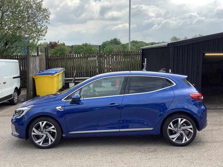 Renault Clio 1.0 Tce RS Line Hatchback 5dr Petrol Manual (s/s) (90 Ps) | MW21VFL | Photo 12