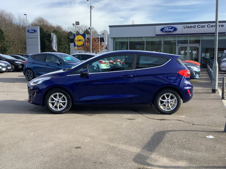 Ford Fiesta 1.1 Ti Vct Zetec Hatchback 3dr Petrol Manual (s/s) (85 Ps) | MW67VEO | Photo 12