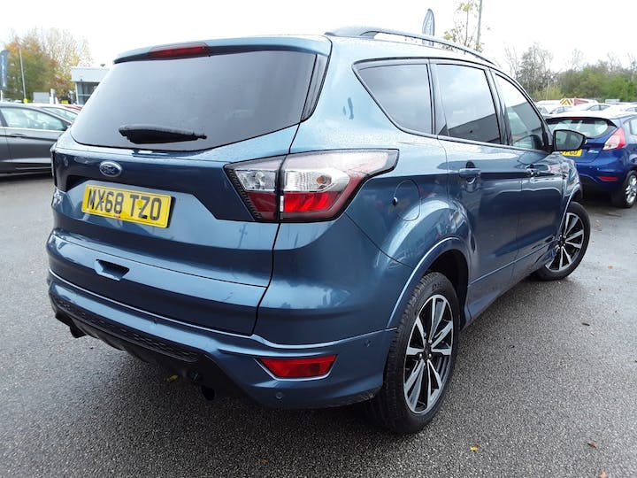Ford Kuga 1.5 TDCi St Line SUV 5dr Diesel Manual (s/s) (120 Ps) | MX68TZO | Photo 12