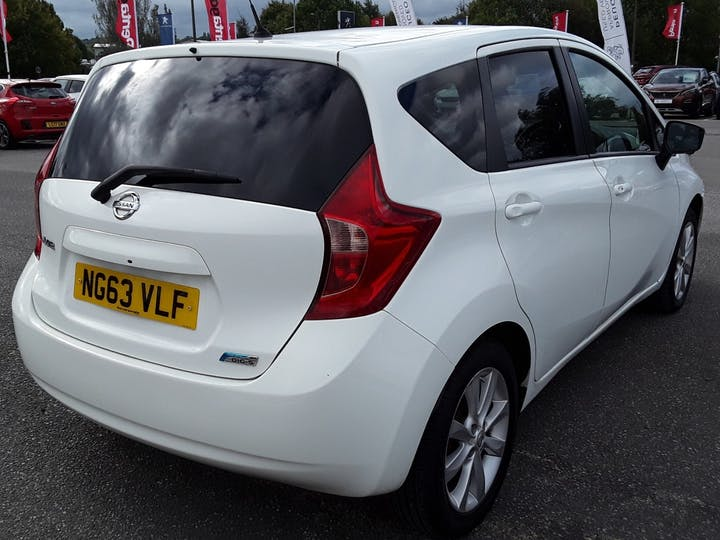 Nissan Note 1.2 Dig S Tekna (comfort Pack) Hatchback 5dr Petrol Manual (99 G/km, 97 Bhp) | NG63VLF | Photo 12