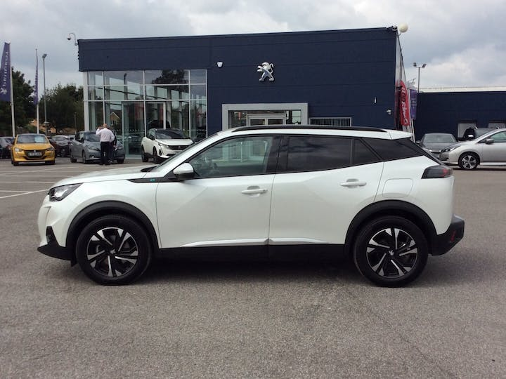 Peugeot 2008 50kwh Allure SUV 5dr Electric Auto (136 Ps) | RO70OUU | Photo 12