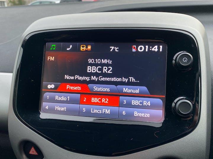 Peugeot 108 1.0 VTi Active Hatchback 5dr Petrol (68 Ps) | RX16FHP | Photo 12