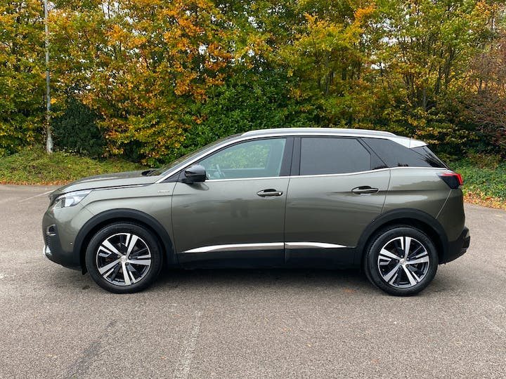 Peugeot 3008 1.6 Bluehdi GT Line SUV 5dr Diesel (s/s) (120 Ps) | SF67WYC | Photo 12