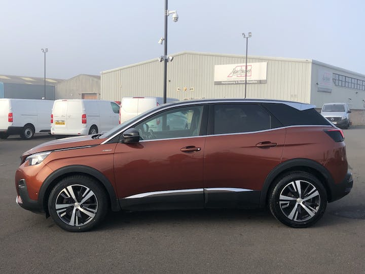 Peugeot 3008 1.6 Bluehdi GT Line SUV 5dr Diesel Eat (s/s) (120 Ps) | SJ17MHY | Photo 12