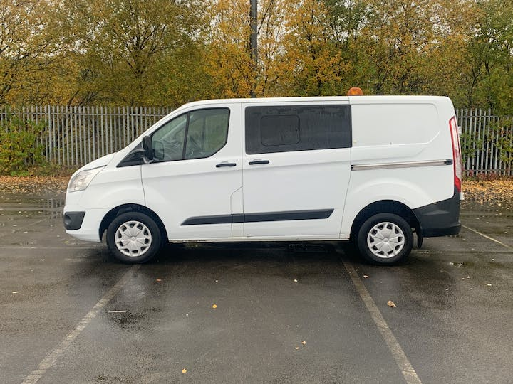 Ford Transit Custom 310 2.0 TDCi 130PS Trend Low Roof Doublecab   SJ18AOY   Photo 12