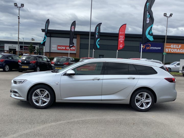 Vauxhall Insignia 1.6 Turbo D Ecotec Elite Nav Sports Tourer 5dr Diesel (s/s) (136 Ps)   VA18DLZ   Photo 12