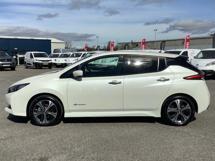 Nissan Leaf 40kwh N Connecta Hatchback 5dr Electric Auto (150 Ps) | VU69EOF | Photo 12