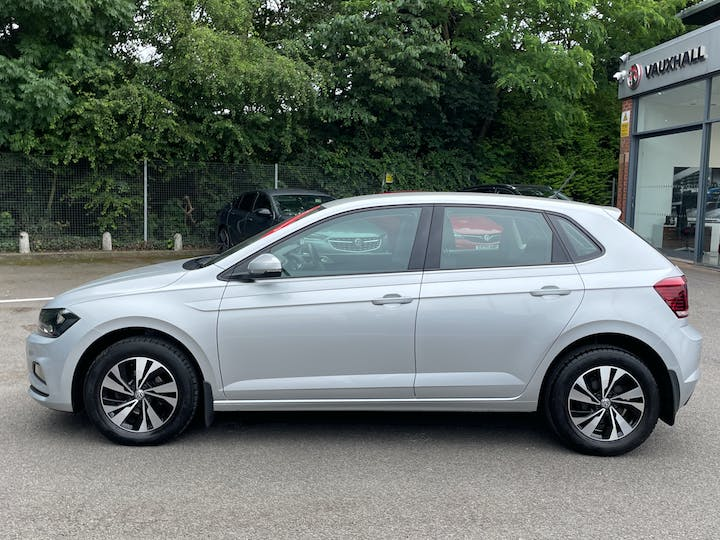 Volkswagen Polo 1.0 Tsi SE Hatchback 5dr Petrol Manual (s/s) (95 Ps)   WD19ONG   Photo 12