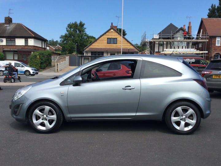 Vauxhall Corsa 1.2 I 16V SXi Hatchback 3dr Petrol Manual (124 G/km, 84 Bhp) | YD61XAT | Photo 12