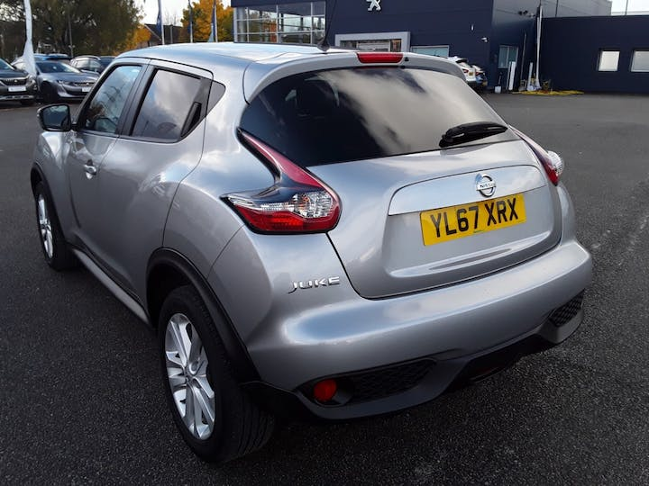 Nissan Juke 1.2 Dig T Acenta SUV 5dr Petrol (s/s) (115 Ps) | YL67XRX | Photo 12
