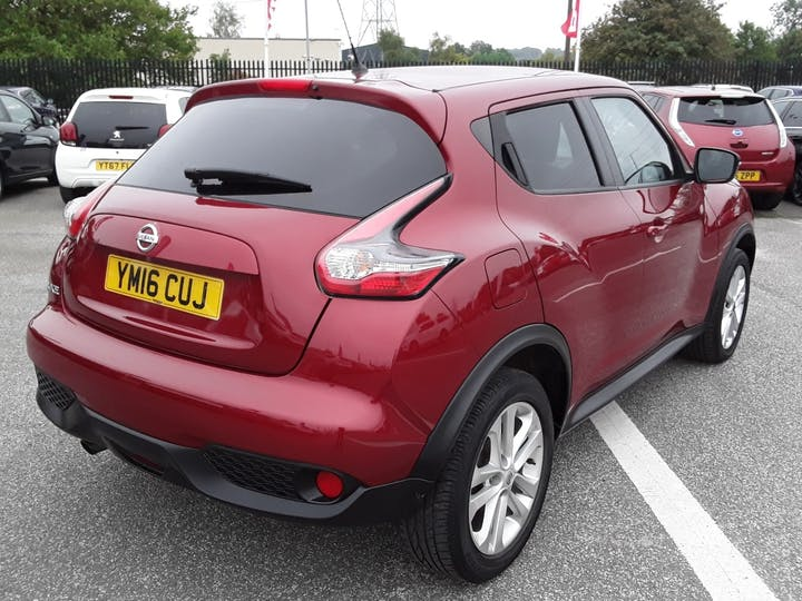Nissan Juke 1.2 Dig T N Connecta SUV 5dr Petrol (s/s) (115 Ps) | YM16CUJ | Photo 12