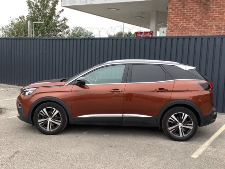 Peugeot 3008 1.5 Bluehdi GT Line SUV 5dr Diesel (s/s) (130 Ps) | YS69CWC | Photo 12