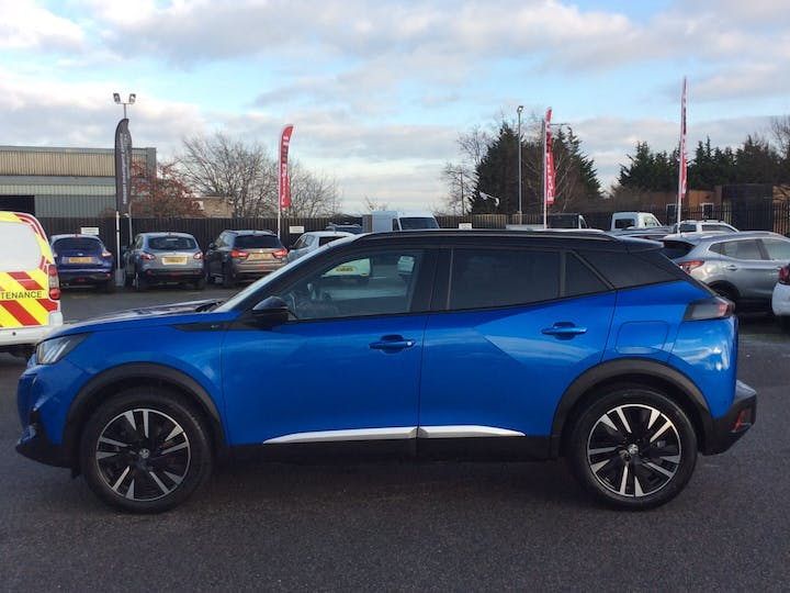 Peugeot 2008 50kwh GT Line SUV 5dr Electric Auto (136 Ps) | YT20UBE | Photo 12