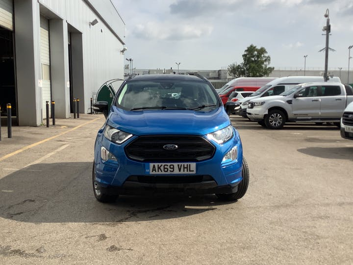 Ford EcoSport 1.0t Ecoboost Gpf St Line SUV 5dr Petrol Manual (s/s) (125 Ps) | AK69VHL | Photo 13