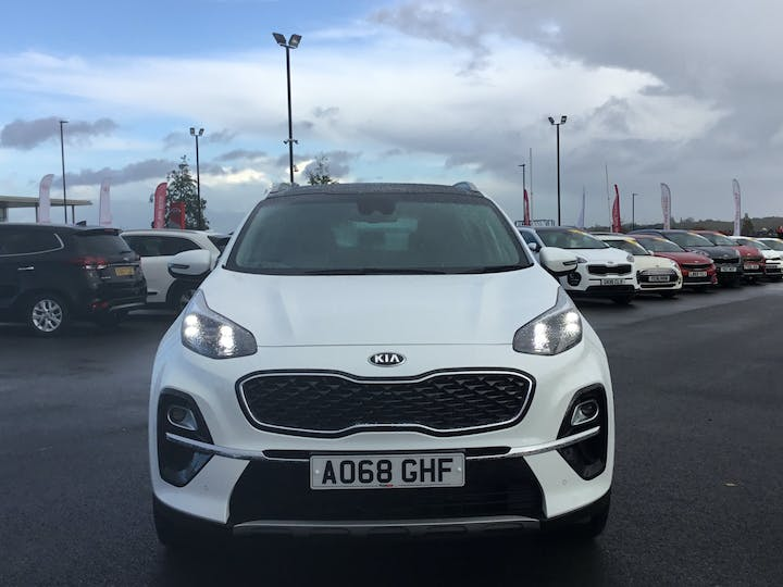 Kia Sportage 1.6 CRDi 4 SUV 5dr Diesel Manual (s/s) (134 Bhp) | AO68GHF | Photo 13