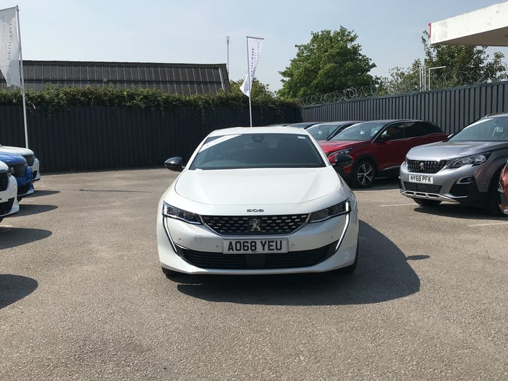 Peugeot 508 2.0 Bluehdi 180PS GT 5dr Eat8 Auto | AO68YEU | Photo 13