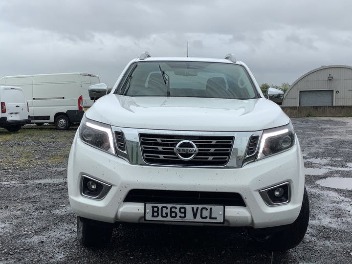 Nissan Navara 2.3 DCi Tekna Double Cab Pickup 4dr Diesel Manual 4wd (s/s) (sunroof) (190 Ps) | BG69VCL | Photo 13