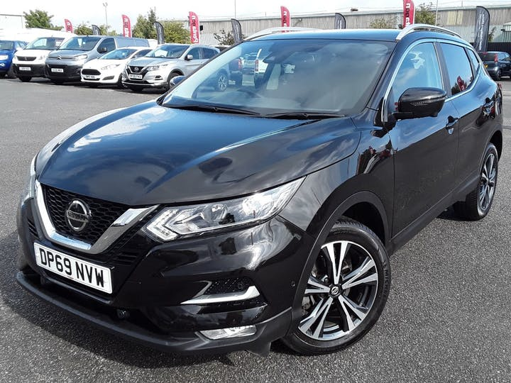 Nissan Qashqai 1.3 Dig T N Connecta SUV 5dr Petrol Dct Auto (s/s) (160 Ps) | DP69NVW | Photo 13