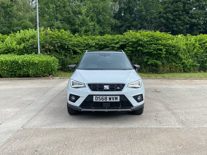 SEAT Arona 1.6 TDi Fr Sport SUV 5dr Diesel Manual (s/s) (115 Ps) | DS68WVM | Photo 13