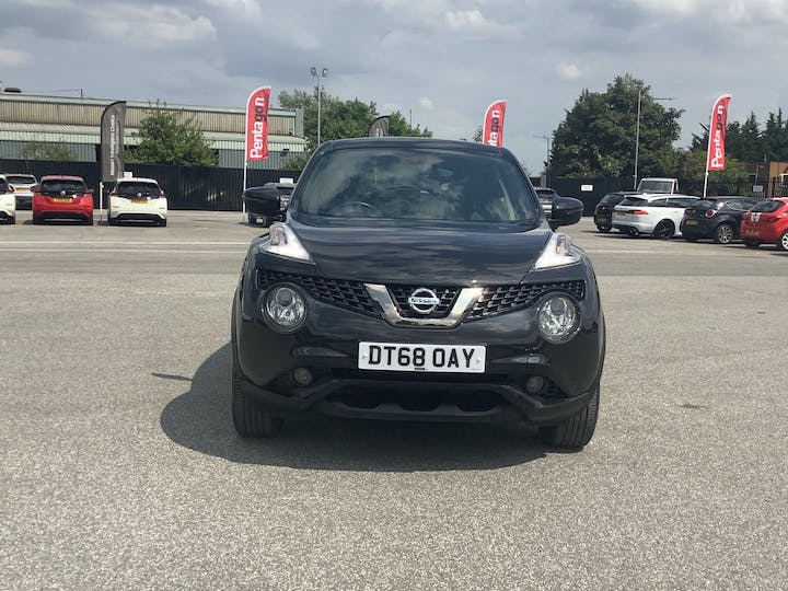 Nissan Juke 1.6 Bose Personal Edition SUV 5dr Petrol (112 Ps) | DT68OAY | Photo 13