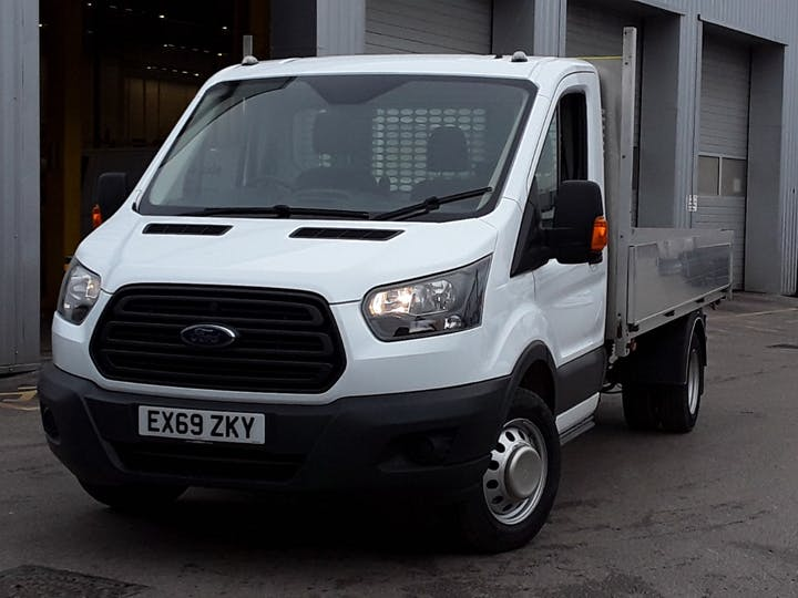 Ford Transit 2.0 350 Ecoblue Dropside 2dr Diesel Manual Rwd L3 H1 Eu6 (s/s) (130 Ps) | EX69ZKY | Photo 13