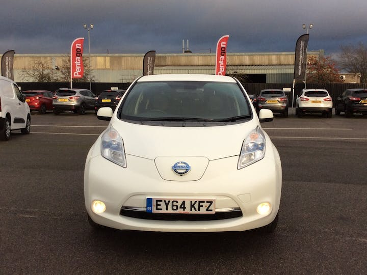 Nissan Leaf (24kwh) Tekna Hatchback 5dr Electric Automatic (0 G/km, 107 Bhp) | EY64KFZ | Photo 13