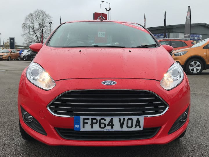 Ford Fiesta 1.25 Zetec Hatchback 5dr Petrol Manual (eu6) (122 G/km, 81 Bhp) | FP64VOA | Photo 13