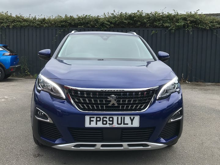 Peugeot 3008 1.5 Bluehdi Allure 5dr   FP69ULY   Photo 13