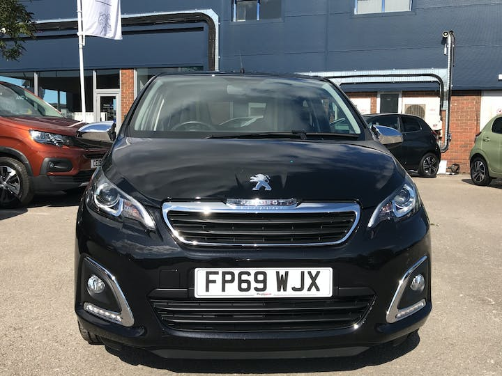 Peugeot 108 1.0 Collection Hatchback 5dr Petrol (s/s) (72 Ps) | FP69WJX | Photo 13
