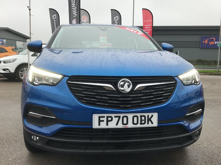 Vauxhall Grandland X 1.5 Turbo D Blueinjection SE SUV 5dr Diesel Manual (s/s) (130 Ps) | FP70ODK | Photo 13