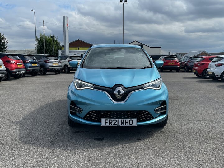 Renault Zoe R135 52kwh GT Line Hatchback 5dr Electric Auto (i) (134 Bhp)   FR21MHO   Photo 13