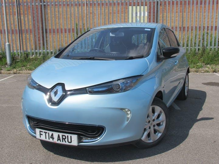 Renault Zoe 22kwh Dynamique Intens Hatchback 5dr Electric Auto (battery Lease) (88 Bhp) | FT14ARU | Photo 13