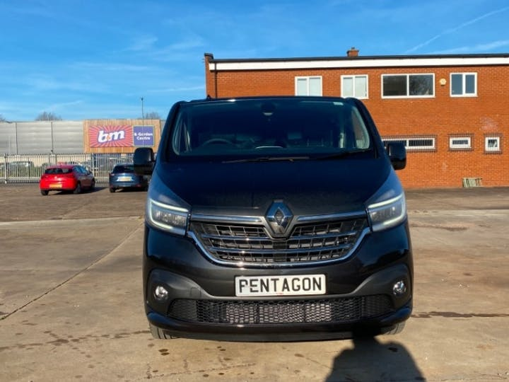 Renault Trafic 2.0 DCi Energy 30 Sport Nav Panel Van 5dr Diesel Manual LWB Standard Roof Eu6 (s/s) (120 Ps) | FV70KPY | Photo 13
