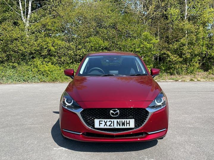 Mazda Mazda2 1.5 Skyactiv G Sport Nav Hatchback 5dr Petrol Auto (s/s) (90 Ps)   FX21NWH   Photo 13