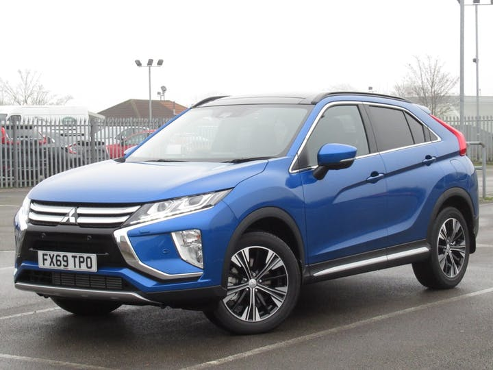 Mitsubishi Eclipse Cross 1.5t Exceed SUV 5dr Petrol Cvt 4wd (s/s) (163 Ps)   FX69TPO   Photo 13