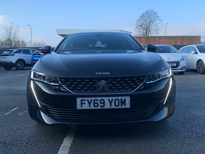 Peugeot 508 1.5 Bluehdi GT Line Fastback 5dr Diesel Manual (s/s) (130 Ps) | FY69YOM | Photo 13