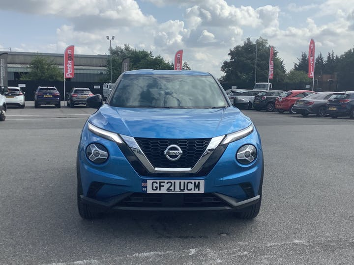 Nissan Juke 1.0 Dig T N Connecta SUV 5dr Petrol Dct Auto (s/s) (114 Ps) | GF21UCM | Photo 13