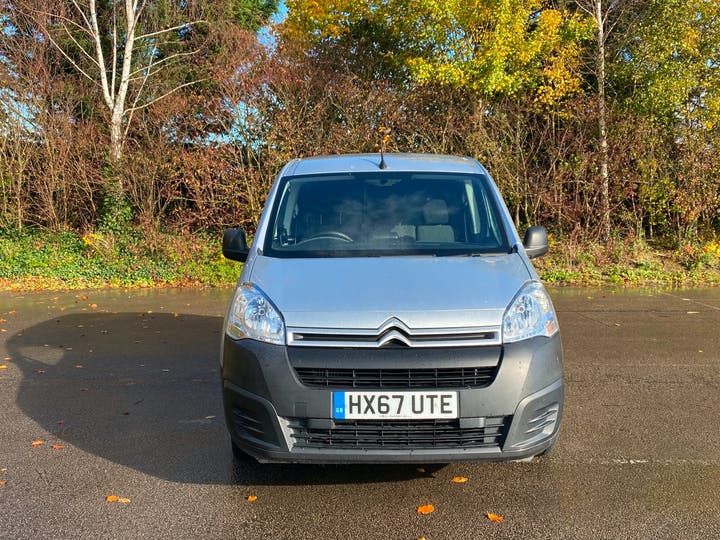 Citroen Berlingo 1.6 Bluehdi 850 Enterprise L1 Panel Van 5dr Diesel Manual (112 G/km, 100 Bhp) | HX67UTE | Photo 13
