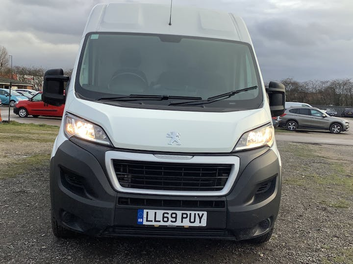 Peugeot Boxer 2.2 Bluehdi 335 Professional Panel Van 5dr Diesel Manual L2 H2 Eu6 (s/s) (140 Ps) | LL69PUY | Photo 13